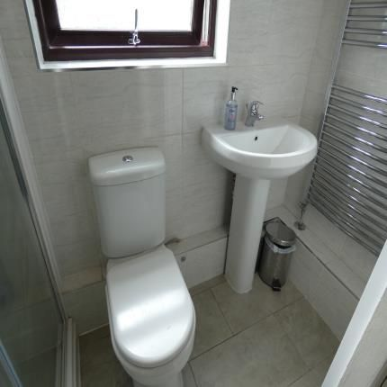 Bathroom of Premier Street, Old Trafford, Manchester, Greater Manchester M16