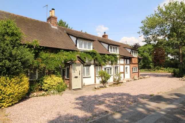 Thumbnail Detached house to rent in Chelford Road, Nether Alderley, Macclesfield