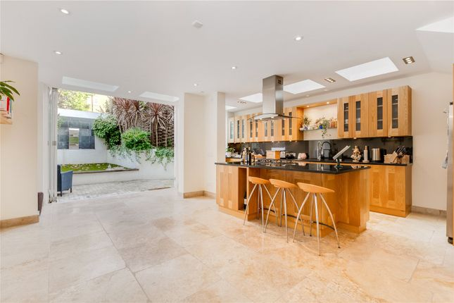 Thumbnail Terraced house for sale in Rostrevor Road, London