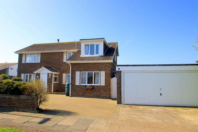 Thumbnail Detached house for sale in East Meadway, Shoreham-By-Sea