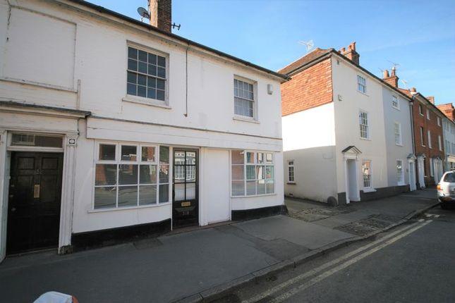 Thumbnail Flat to rent in West Street, Farnham