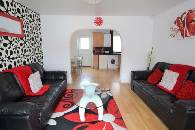Thumbnail Terraced house to rent in Langworthy Road, Salford