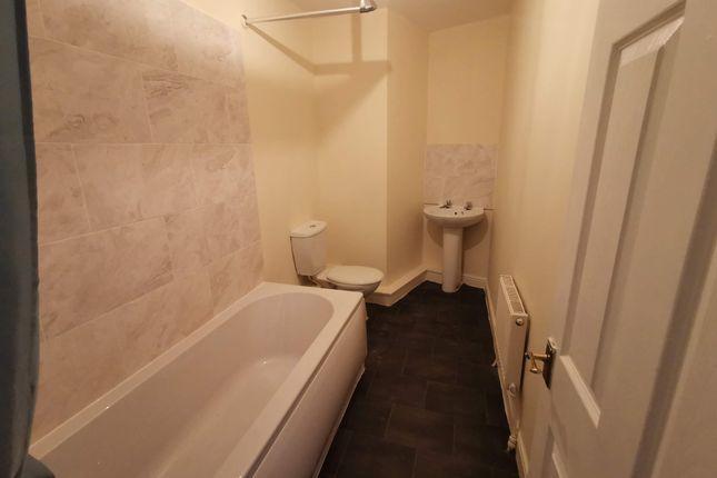 Bathroom of Lincoln Street, Longsight M13