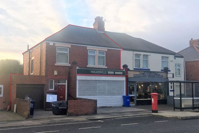 Thumbnail Commercial property for sale in 1054-1056 Shields Road, Walkerville, Newcastle Upon Tyne