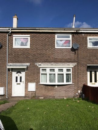 Thumbnail Terraced house for sale in Ridgeway, Ashington