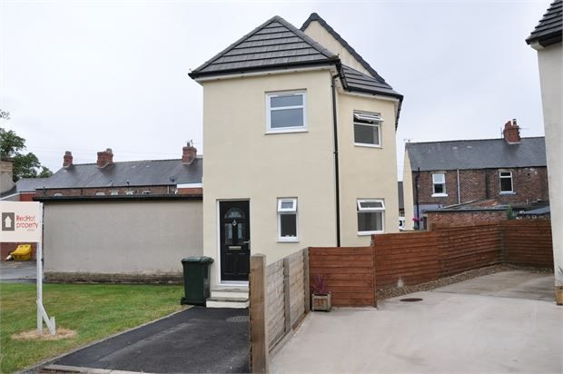 Thumbnail Detached house for sale in Police Houses, Haltwhistle