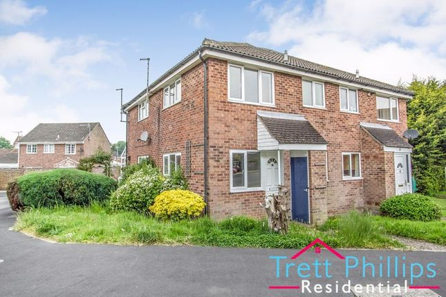 Thumbnail Semi-detached house for sale in Hazell Road, North Walsham