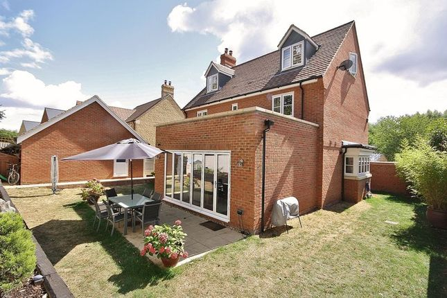 Thumbnail Detached house for sale in Madley Park, Woodbank, Witney