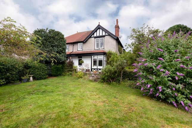 Thumbnail 4 bed semi-detached house for sale in Parsonage Croft, Bakewell