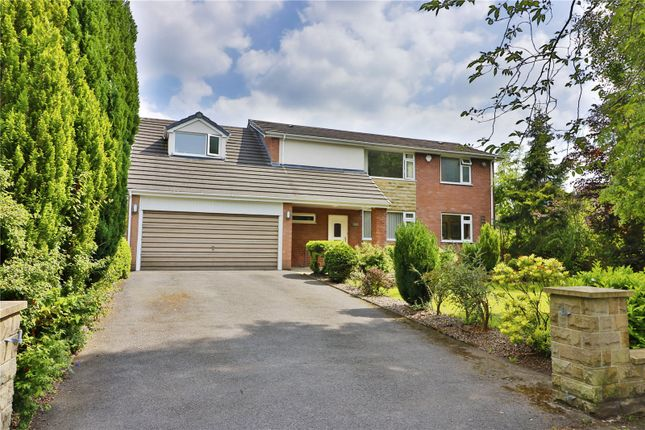 Thumbnail Detached house for sale in Buckley Hill Lane, Milnrow, Rochdale, Greater Manchester