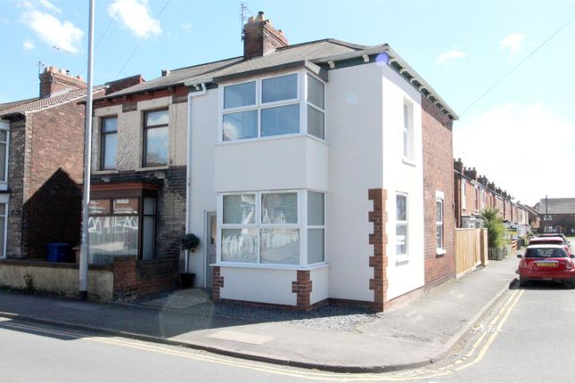 Thumbnail Semi-detached house for sale in Holme Church Lane, Beverley