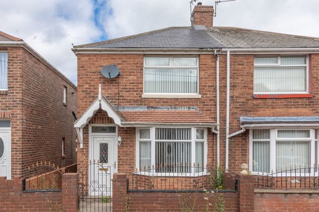 Thumbnail Semi-detached house to rent in Northfield View, Consett
