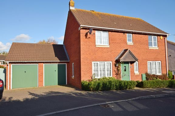 Thumbnail Detached house for sale in Jubilee Gardens, Sidford, Sidmouth