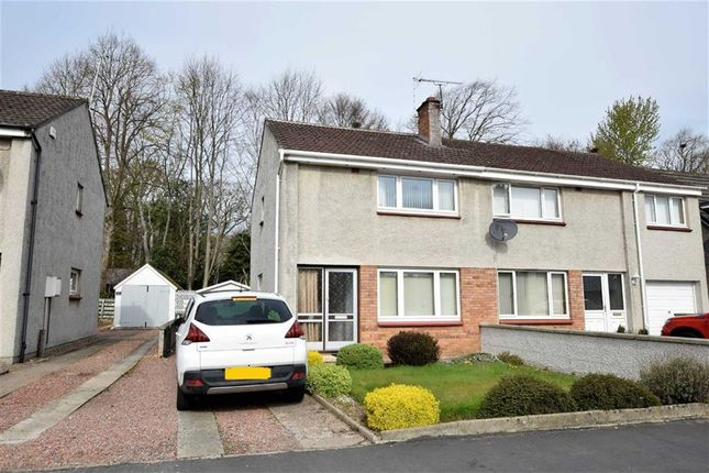Thumbnail Semi-detached house for sale in Drakies Avenue, Inverness