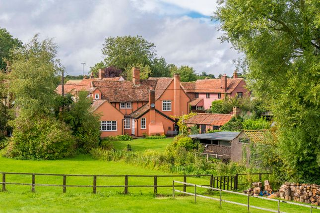 Thumbnail Detached house for sale in Boxford, Sudbury, Suffolk