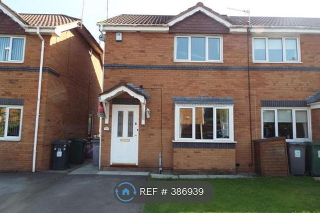 Thumbnail Semi-detached house to rent in Archers Green, Wirral