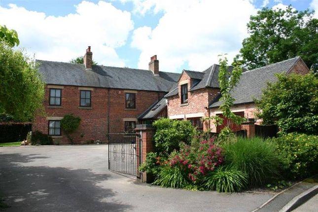 Thumbnail Leisure/hospitality for sale in Corner Farm, Luke Lane, Brailsford, Ashbourne