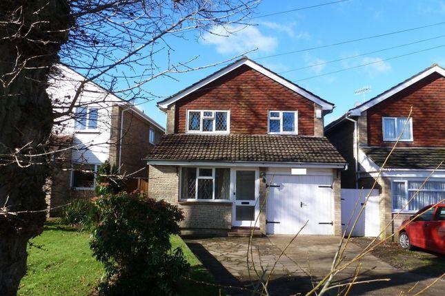 Thumbnail Detached house to rent in Farnhurst Road, Barnham, Bognor Regis