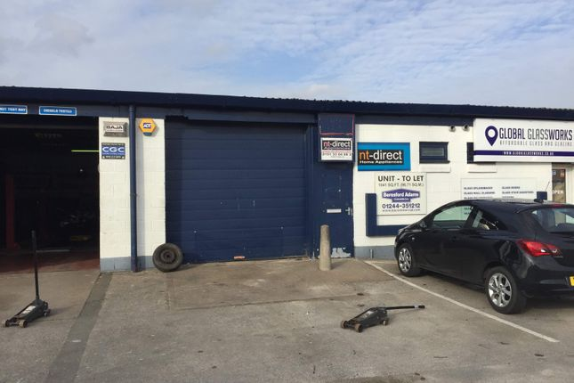 Thumbnail Light industrial to let in Dinsdale Road, Croft Business Park, Bromborough, Wirral