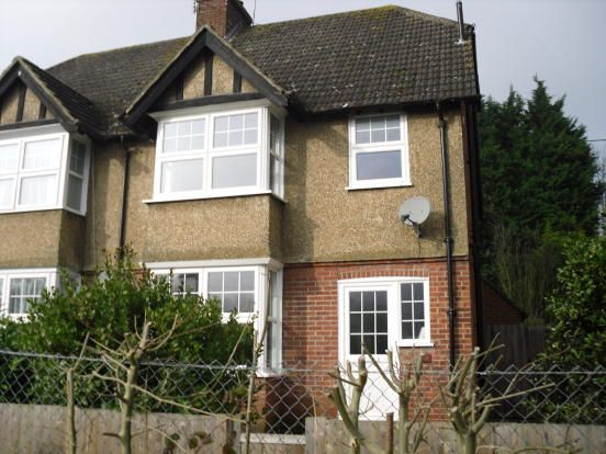 Semi-detached house to rent in Lower Queens Road, Ashford, Kent