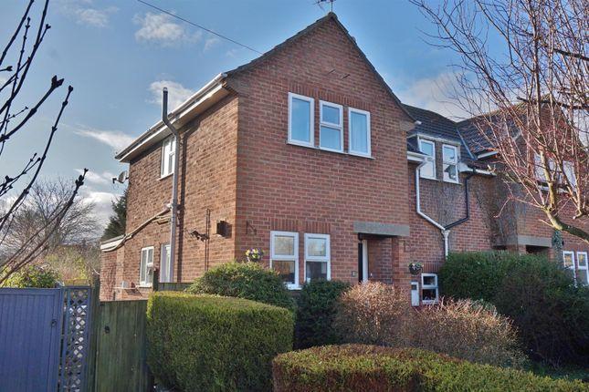 Thumbnail Semi-detached house for sale in Crocket Lane, Empingham, Oakham