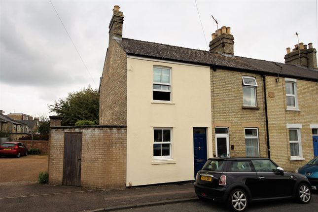 Thumbnail End terrace house for sale in Marmora Road, Cambridge