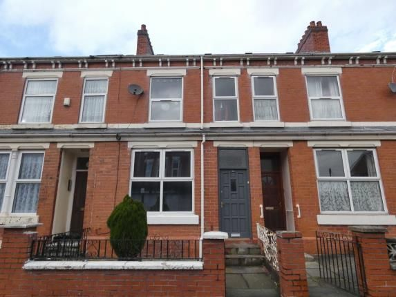 Thumbnail Terraced house for sale in Ayres Road, Old Trafford, Manchester, Greater Manchester