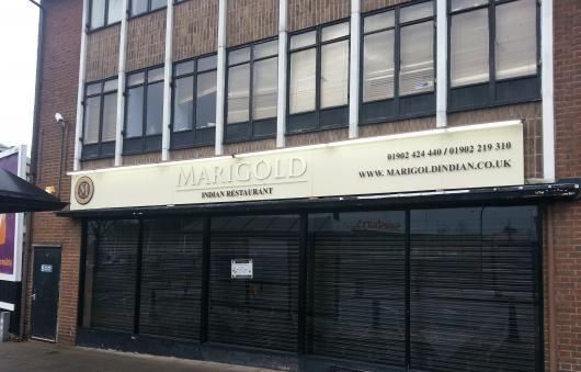 Retail premises to let in The Marigold, Herian House, Salop Street, Wolverhampton