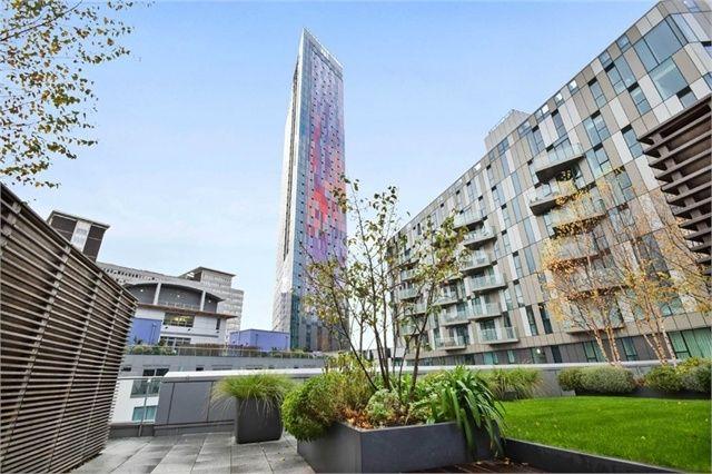 Pinnacle Apartments, 11 Saffron Central Square, Croydon ...