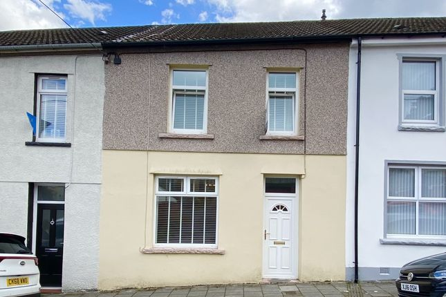 3 bed terraced house for sale in Pleasant View Street, Godreaman, Aberdare, Mid Glamorgan CF44