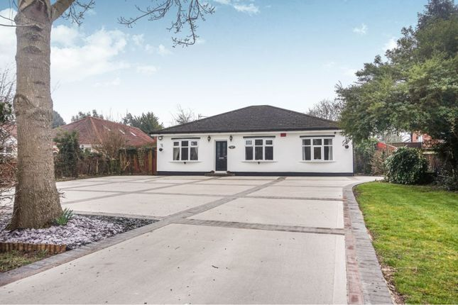 Thumbnail Detached bungalow for sale in Station Road, Great Coates, Grimsby