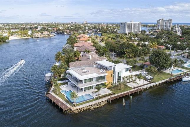 Thumbnail Property for sale in 2305 N Riverside Dr, Pompano Beach, Florida, United States Of America