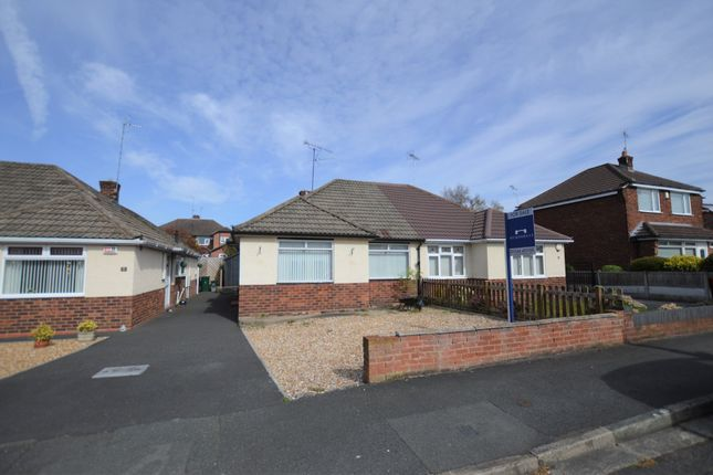 2 bed semi-detached bungalow for sale in Whitby Avenue, Chester