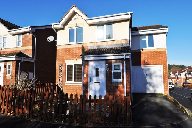 Thumbnail Detached house to rent in Little Meadow Croft, Northfield, Birmingham
