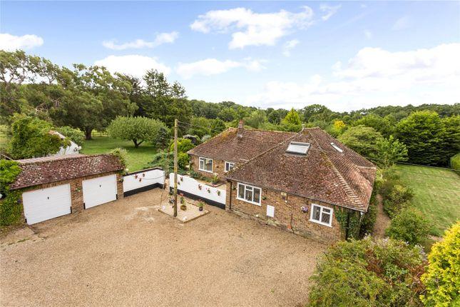 Thumbnail Detached house for sale in Scabharbour Road, Sevenoaks Weald, Kent