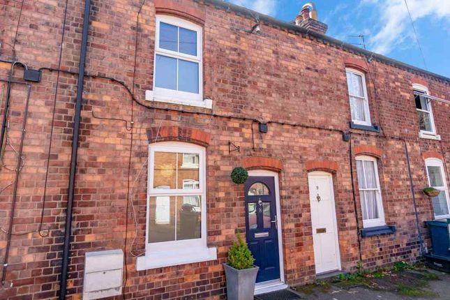 Thumbnail Terraced house for sale in Elm Street, Shrewsbury
