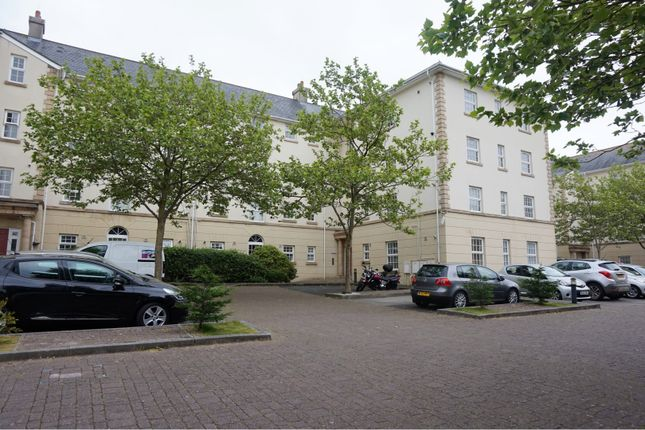Thumbnail Flat for sale in Emily Gardens, Plymouth