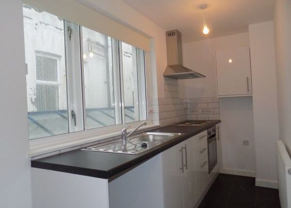 Thumbnail Flat to rent in Flat 4, Commercial Street Arcade, Abertillery.