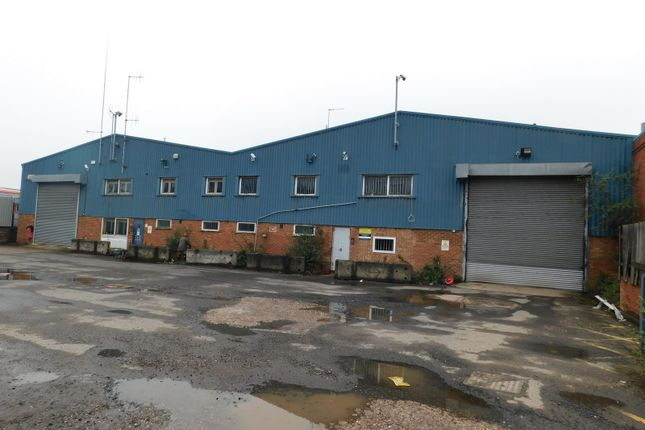 Thumbnail Industrial to let in Units 3 & 4 Chelsea Trading Estate, Aston