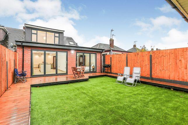 Thumbnail Semi-detached bungalow for sale in Flamborough Close, Hodge Hill, Birmingham