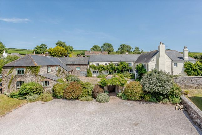 Thumbnail Detached house for sale in Coffinswell, Newton Abbot, Devon
