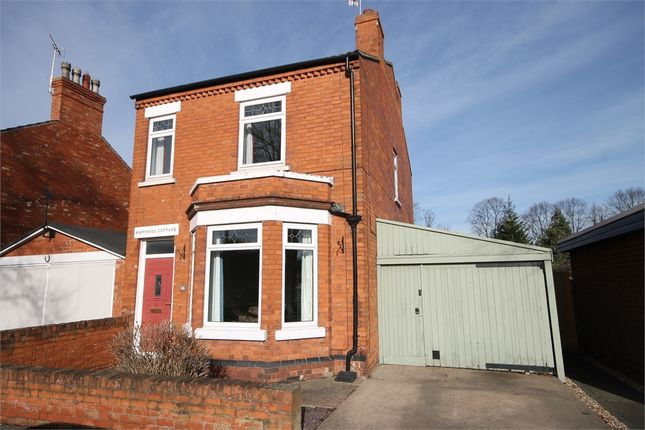 Thumbnail Detached house for sale in Boundary Road, Newark, Nottinghamshire.