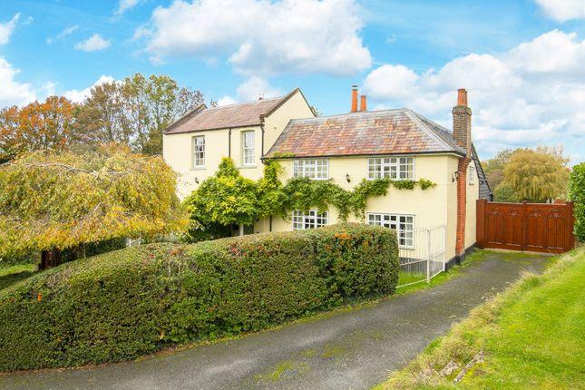 Thumbnail Detached house for sale in Church Lane, Stapleford Abbotts, Romford, Essex