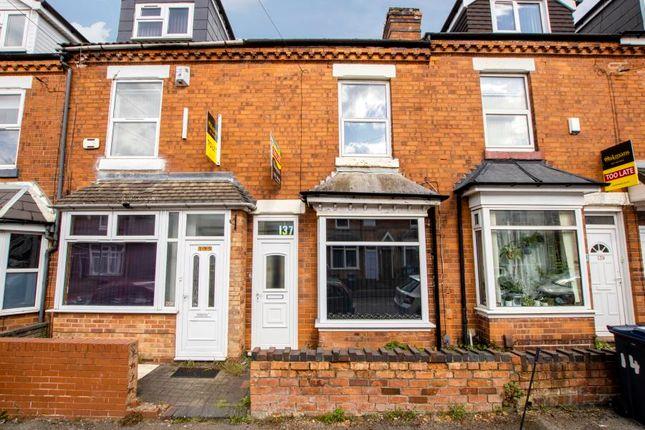 3 bed property for sale in Hubert Road, Selly Oak, Birmingham B29