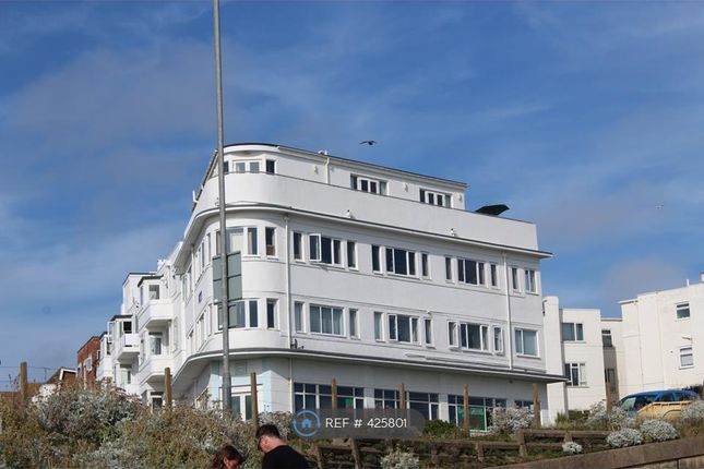 Thumbnail Flat to rent in Marine View, Brighton
