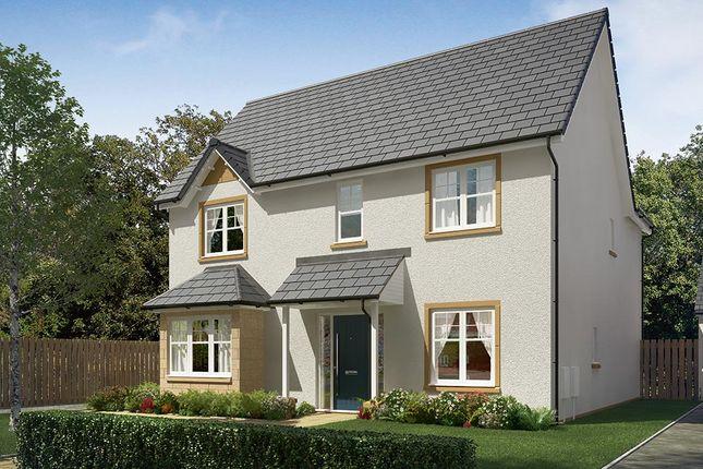 "Thumbnail Detached house for sale in ""The Pendlebury"" at Vert Court, Haldane Avenue, Haddington"