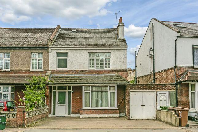Thumbnail Semi-detached house for sale in London Road, Wallington, Surrey