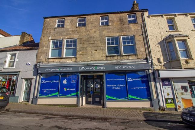 Thumbnail Terraced house to rent in Vallis Way, Frome
