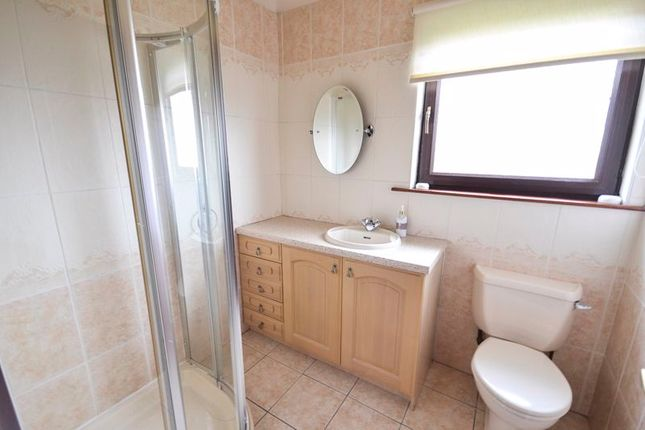 Shower Room of Corrie Brae, Kilsyth, Glasgow G65