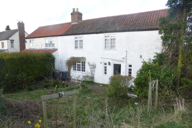 Thumbnail End terrace house for sale in Skirth Road, Billinghay, Lincoln